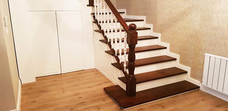 Ahşap Merdiven-6