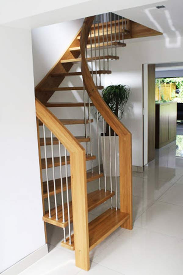 Ahşap Merdiven-3