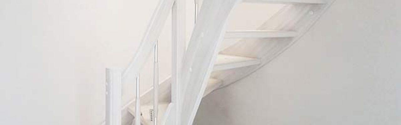 Ahşap Merdiven-1