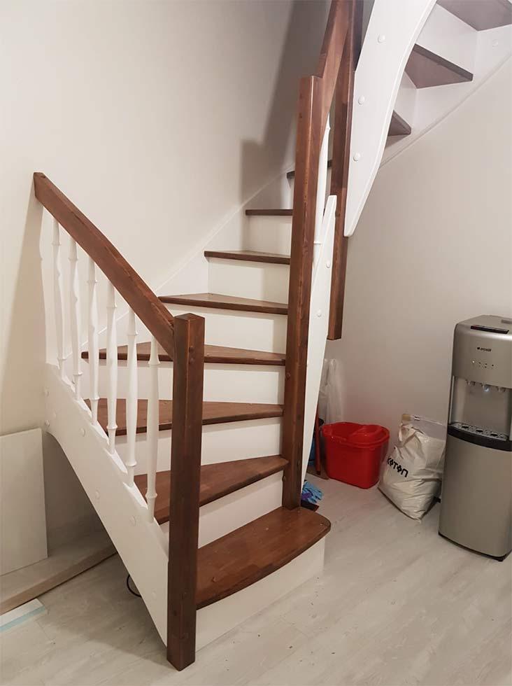 Ahşap Merdiven-19