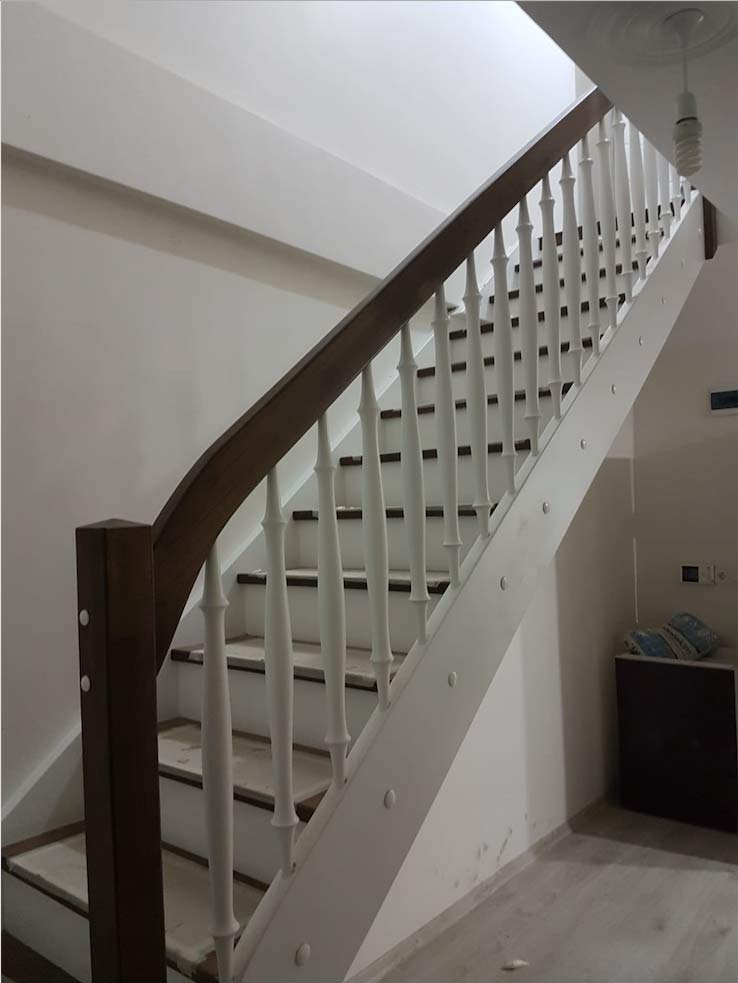 Ahşap Merdiven-26