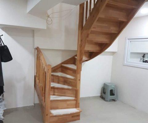 Ahşap Merdiven-29