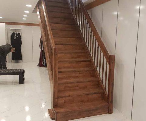 Ahşap Merdiven-32