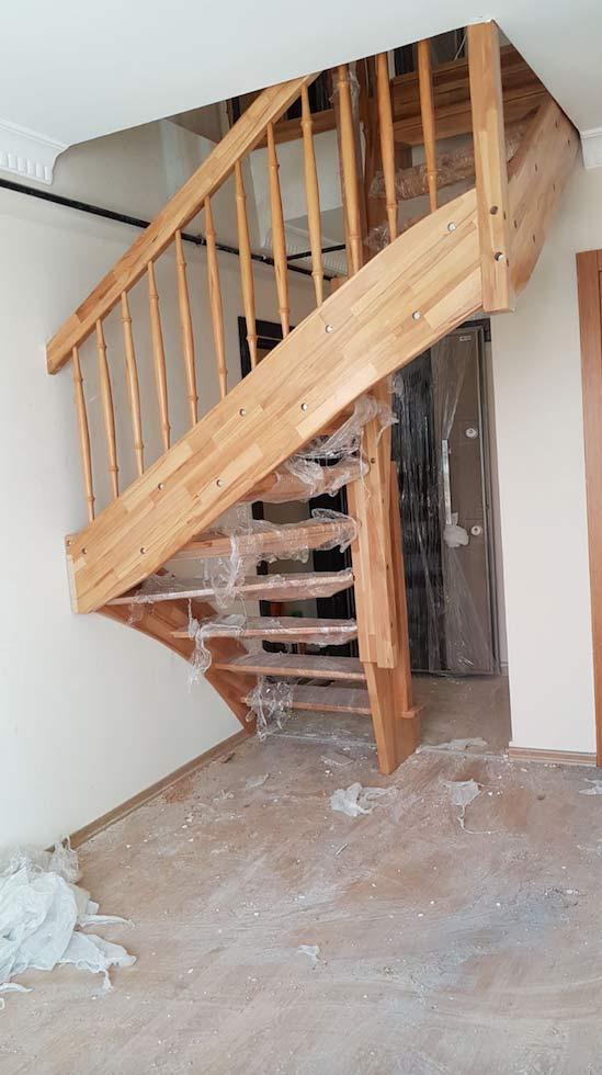 Ahşap Merdiven-35