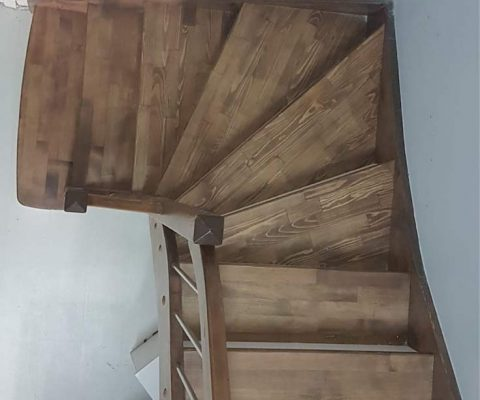 Ahşap Merdiven-37