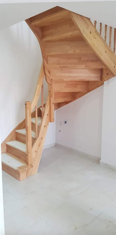 Ahşap Merdiven-39