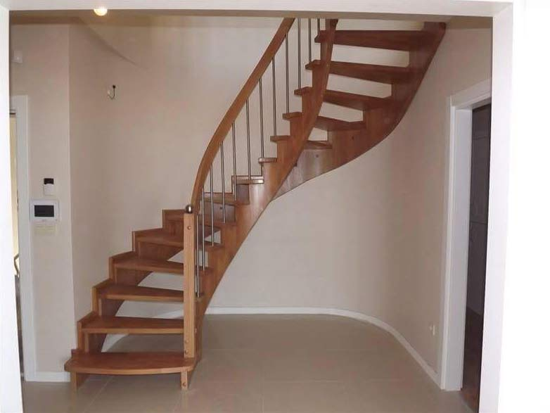 Ahşap Merdiven-41