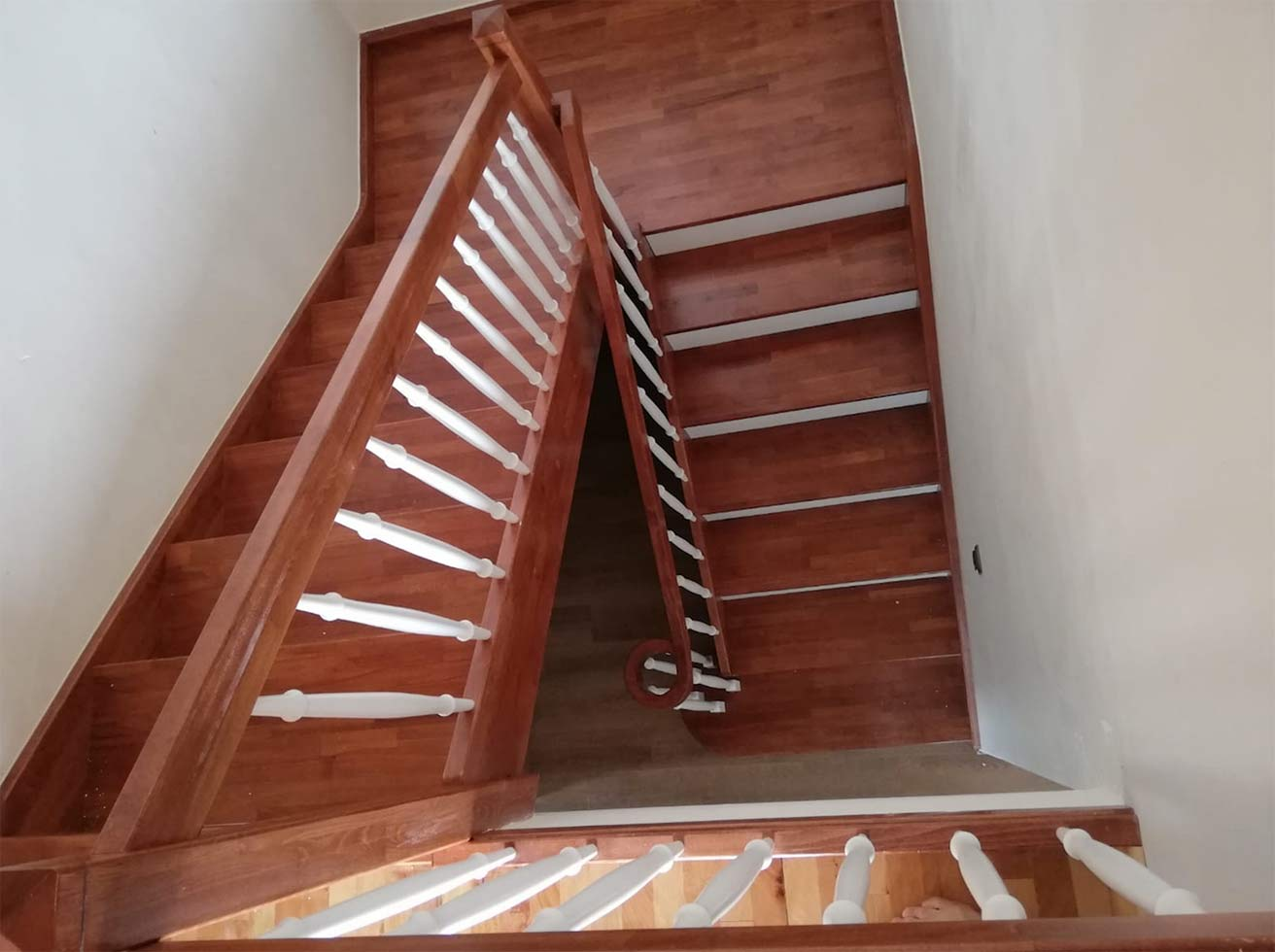 Ahşap Merdiven-12