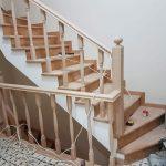 Ahşap Merdiven-51